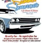 Sid Dillon Summer Showcase Banner