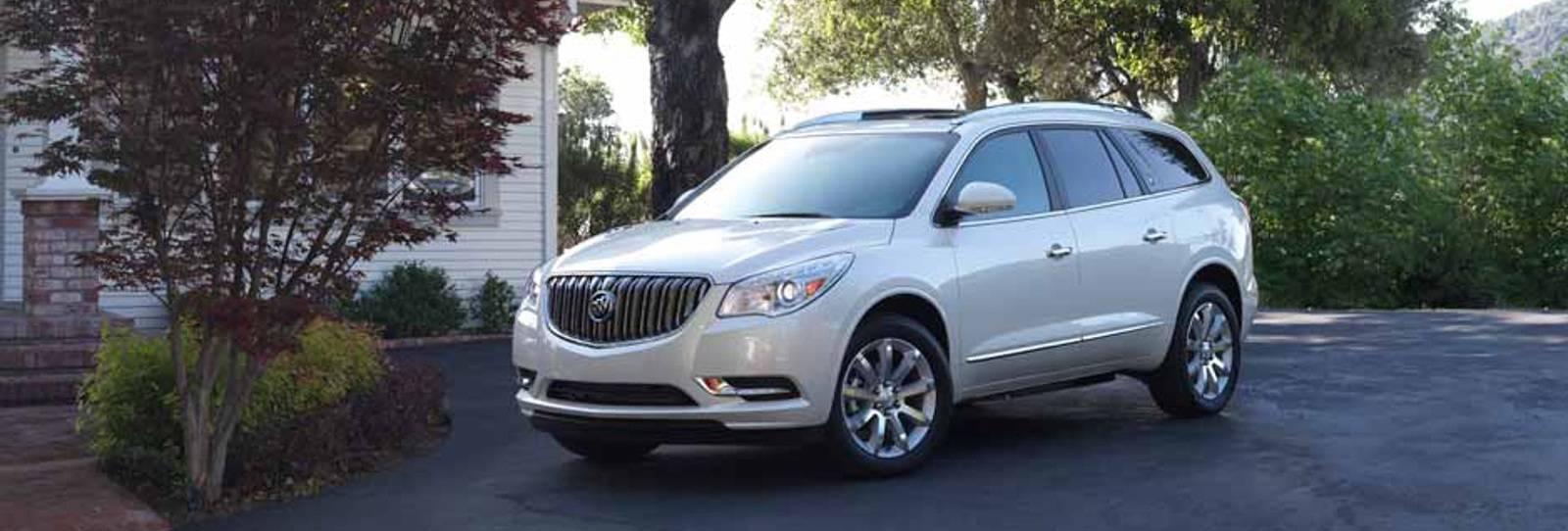 2017 Buick Enclave in Silver