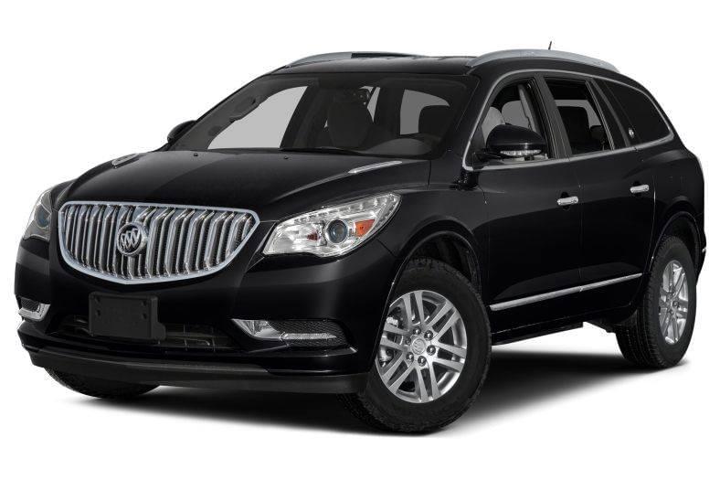 2017 Buick Enclave in Black