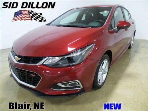 All remaining 2017 Cruze Models