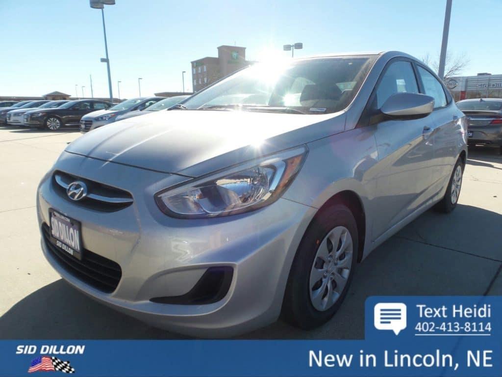 2017 Hyundai Accent FWD SE
