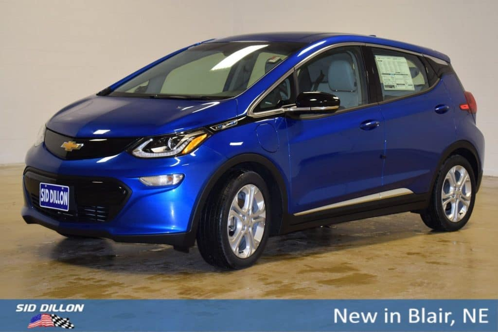 2018 Chevy Bolt EV LT
