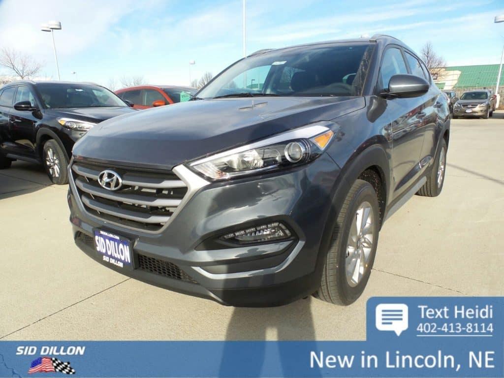 2017 Hyundai Tucson FWD SE