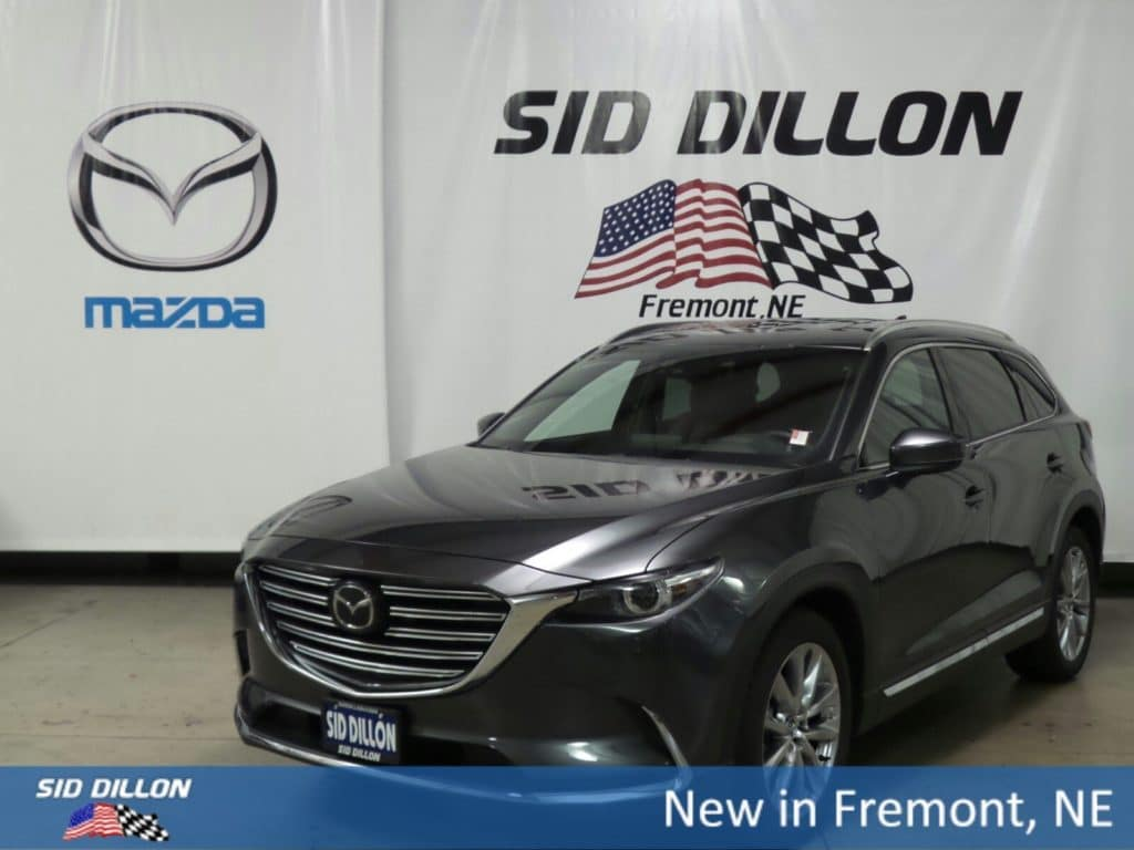 2017 Mazda CX-9 Signature With Navigation & AWD