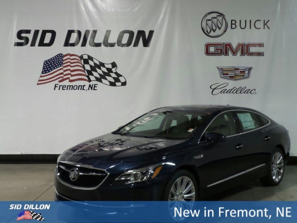 2017 Buick LaCrosse Essence FWD 4 Door Sedan
