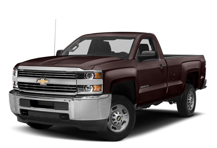 2018 Chevy Silverado Brown