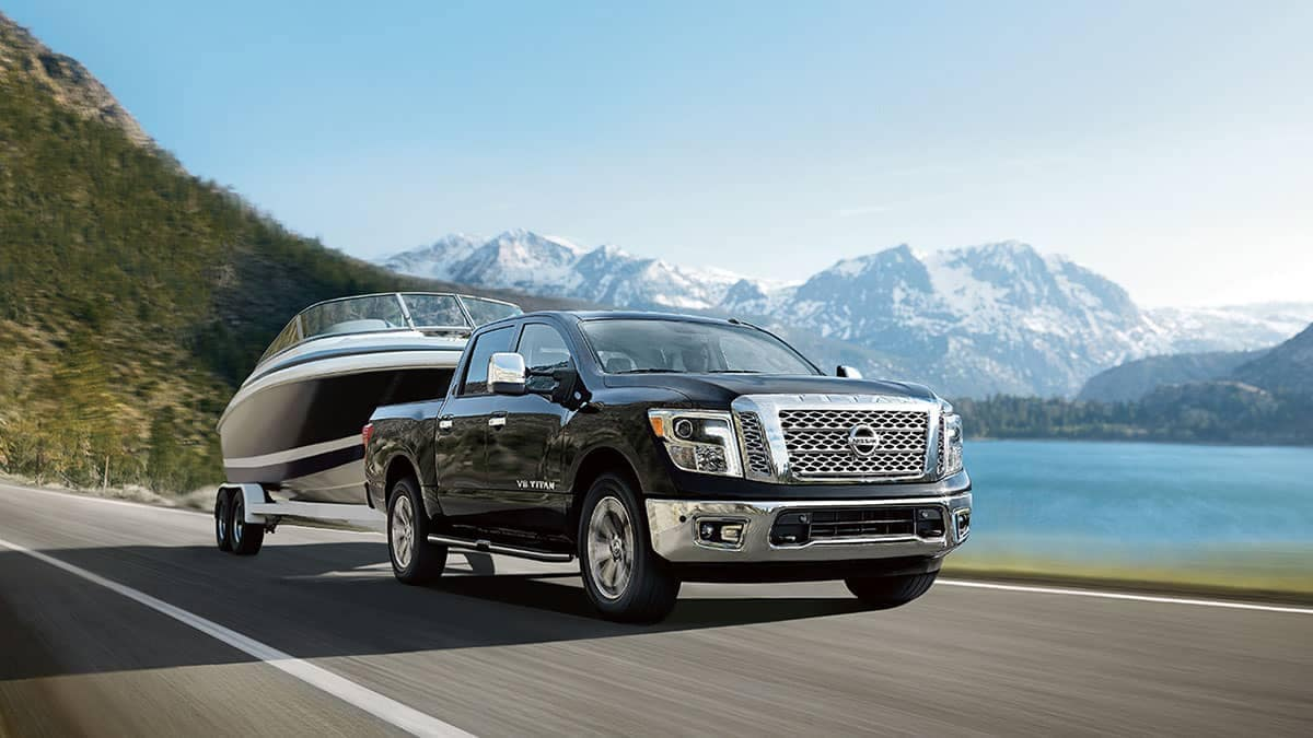2018 Nissan Titan Towing Capacity Titan Engine Specs Sid Dillon