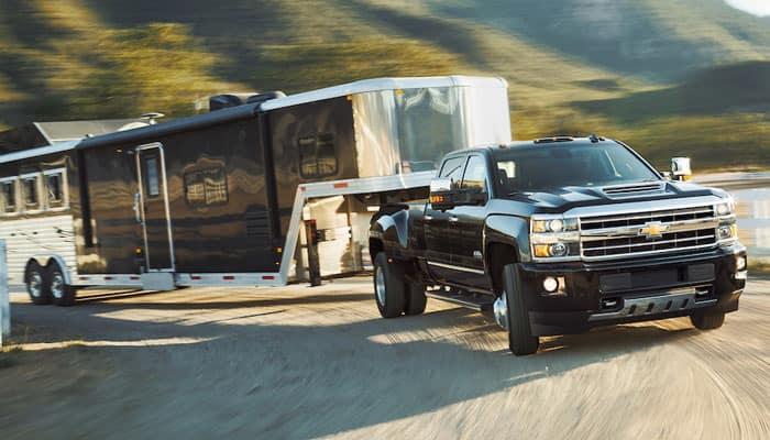 2019 Chevrolet Silverado 2500 HD Towing Trailer