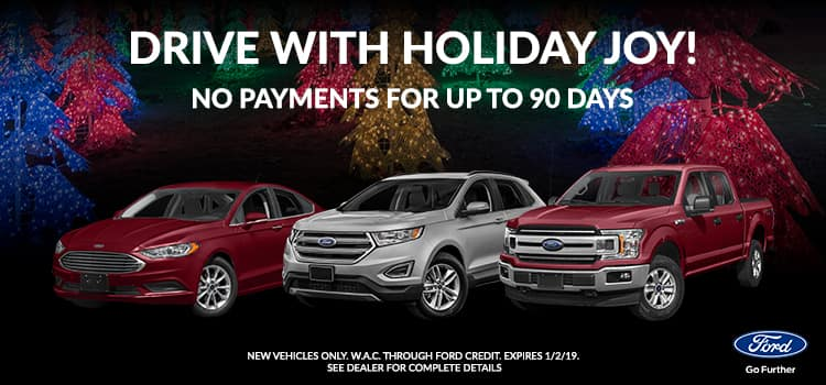 Drive With Holiday Joy!