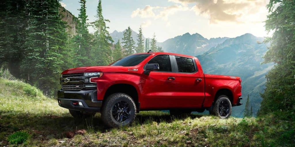 2019 Chevrolet Silverado 1500 main view
