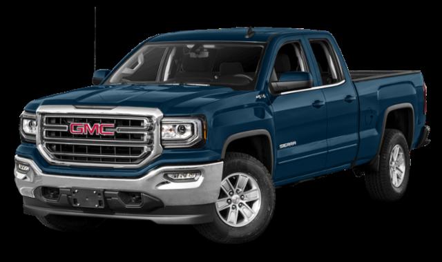 Blue 2019 BMC Sierra 1500 thumbnail
