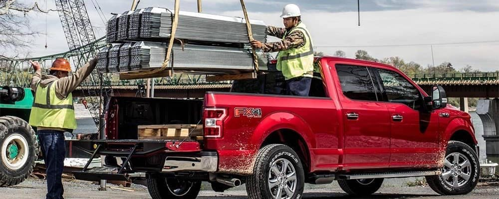 2019 Ford F-150 Towing Capacity | Ford F-150 Engine Specs