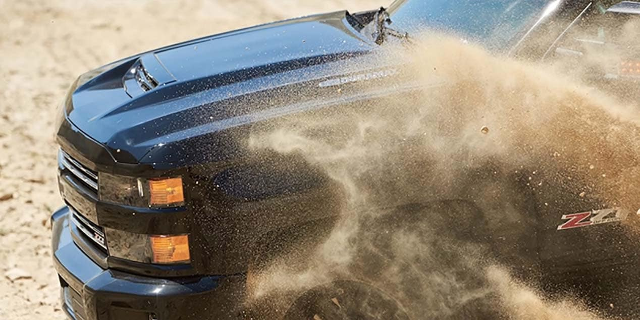 2019 Chevy Silverado 2500 Dusty