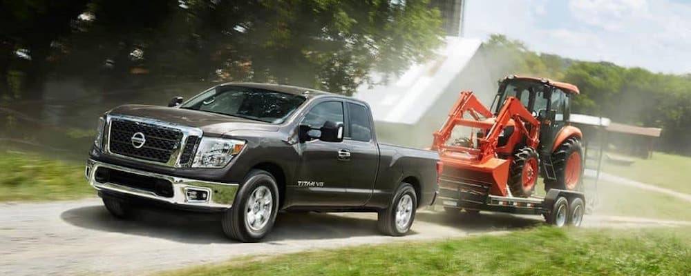 2019 Nissan Titan Towing Capacity Titan Xd Towing Sid Dillon