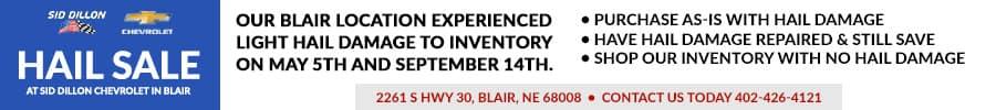 Blair Hail Sale