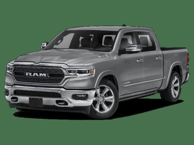 Gray 2020 RAM 1500 thumbnail