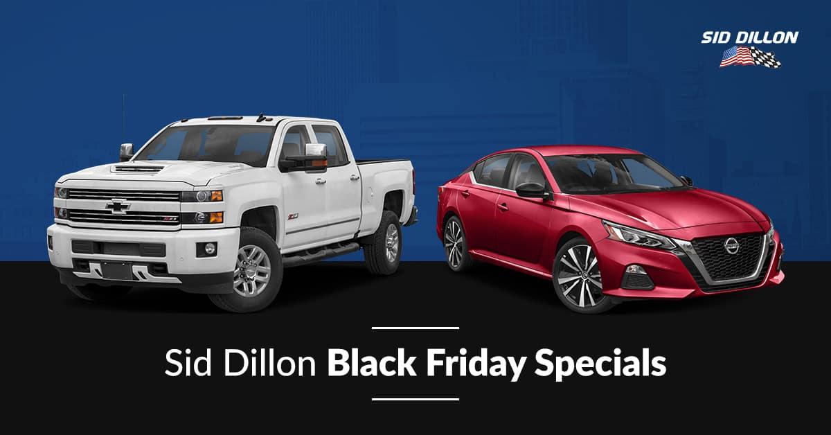 Black Friday Chevrolet Buick Nissan