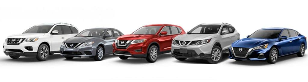 nissan certified collision repair lineup