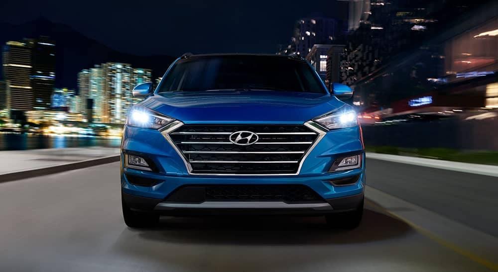 2020 Hyundai Tucson Grill