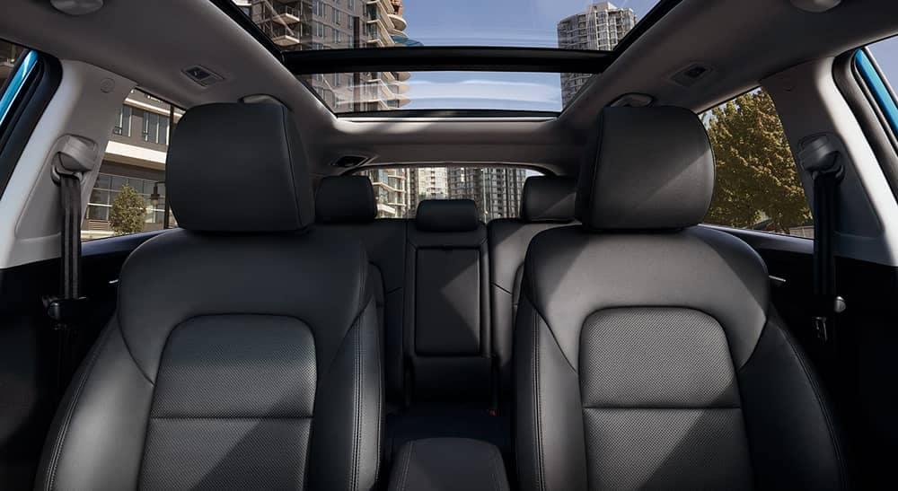 2020 Hyundai Tucson Seating
