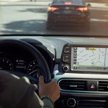 2020 Hyundai Kona Navigation
