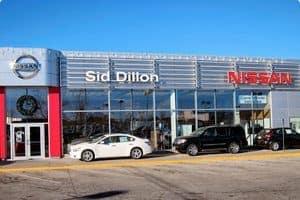 certified auto body repair sid dillon shop