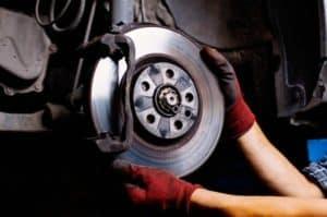 vehicle maintenance brake repair