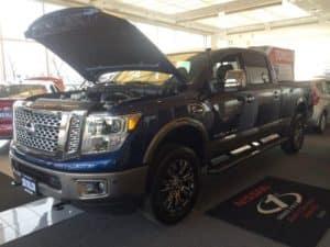vehicle maintenance truck
