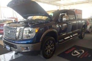 vehicle diagnostics on truck