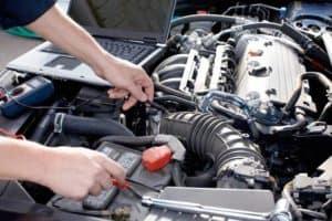 vehicle diagnostics tech