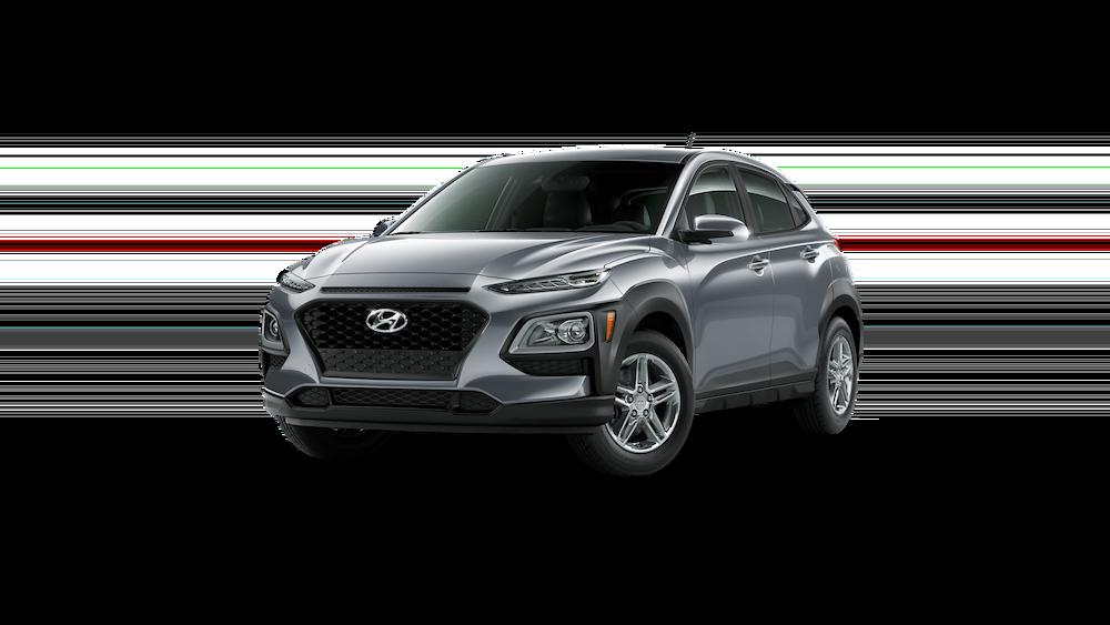 2020 Hyundai Kona in Sonic Silver