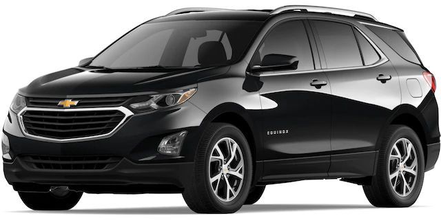 2020 Chevrolet Equinox in Mosaic Black Metallic