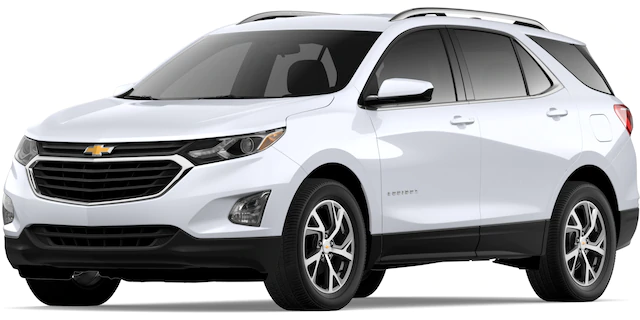 2020 Chevrolet Equinox in Summit White