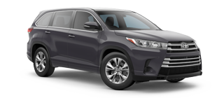 2019 Toyota Highlander FWD LE Special
