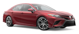 2020 Toyota Camry LE Cut-Out