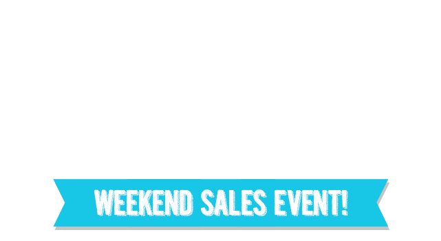 Join Us for Our Labor Day Weekend Sales Event