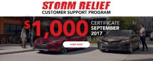 Hurricane Irma Storm Relief