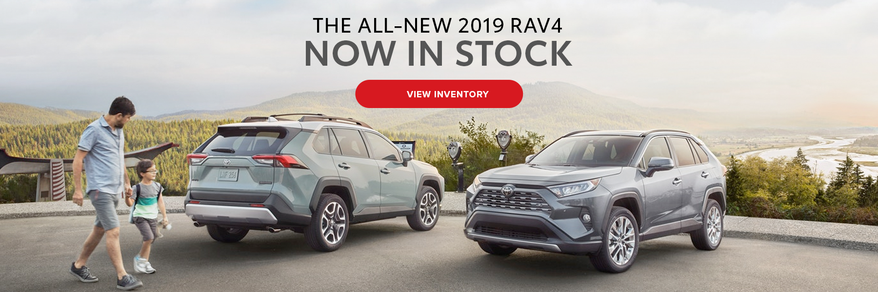 2019 RAV4 Now Available