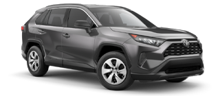 2019 Toyota RAV4 LE Special