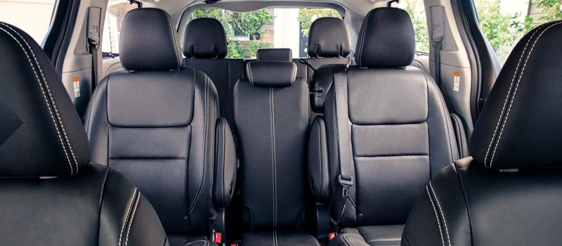 2019 Toyota Sienna Design
