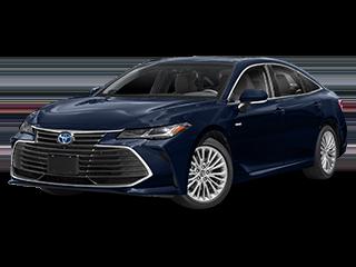 2019 Avalon Hybrid