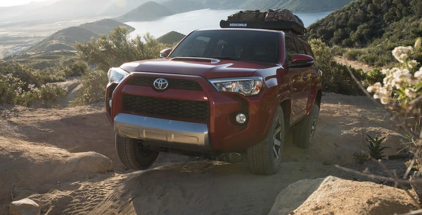 2019 Toyota 4Runner Performance
