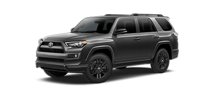 2019 Toyota 4Runner Limited Nightshade Edition