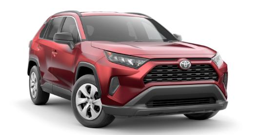 2019 Toyota RAV4 LE Special