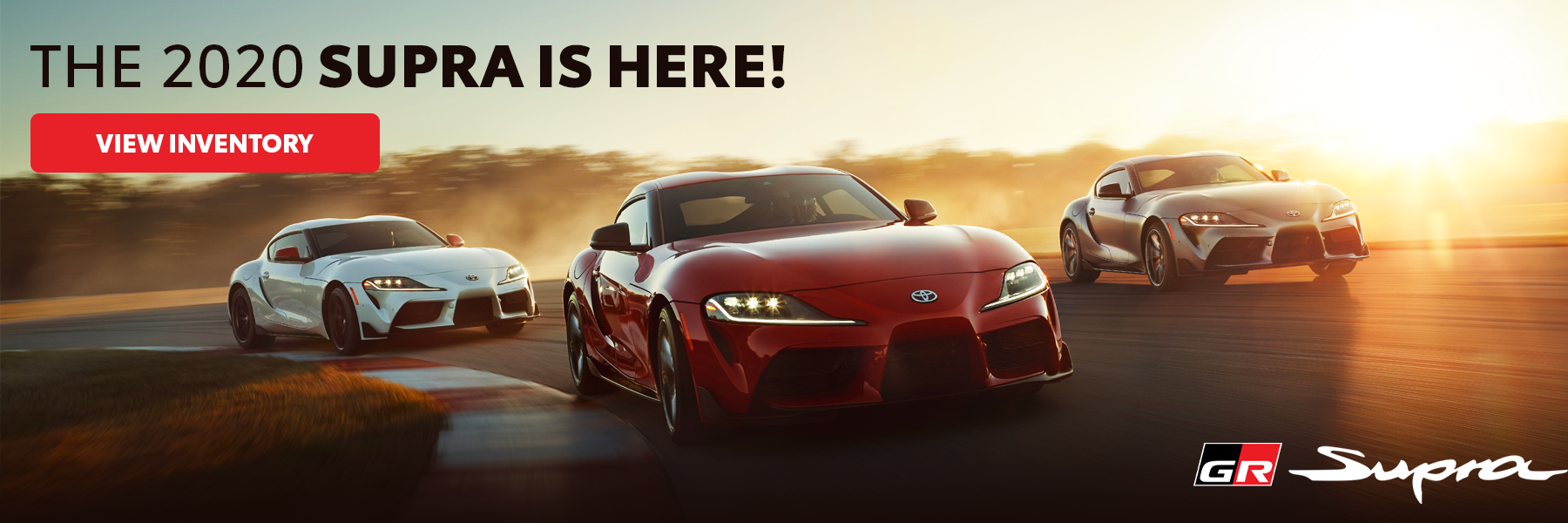 2020 Supra Now Available
