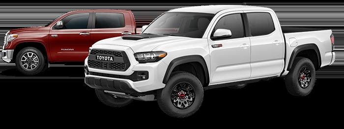 New Trucks Stadium Toyota