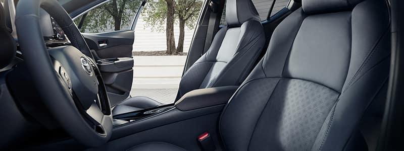 Toyota CH-R Seating