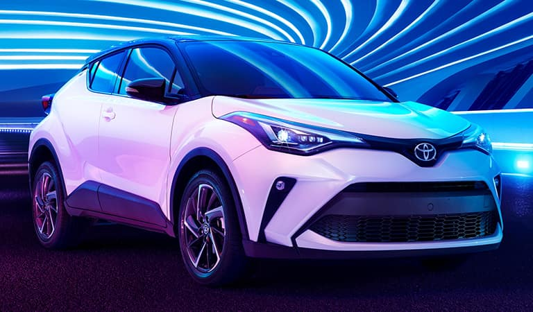 New 2020 Toyota C-HR Tampa FL