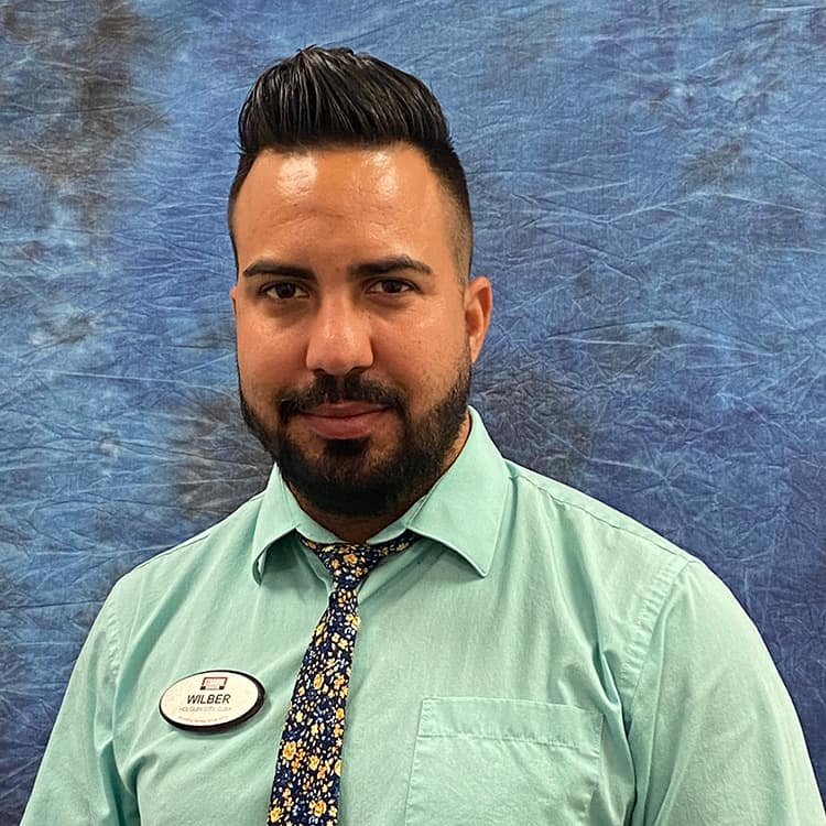 Wilber Salazar Employee Photo