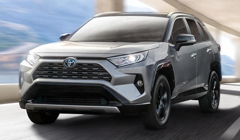 New 2021 Toyota RAV4 Tampa FL